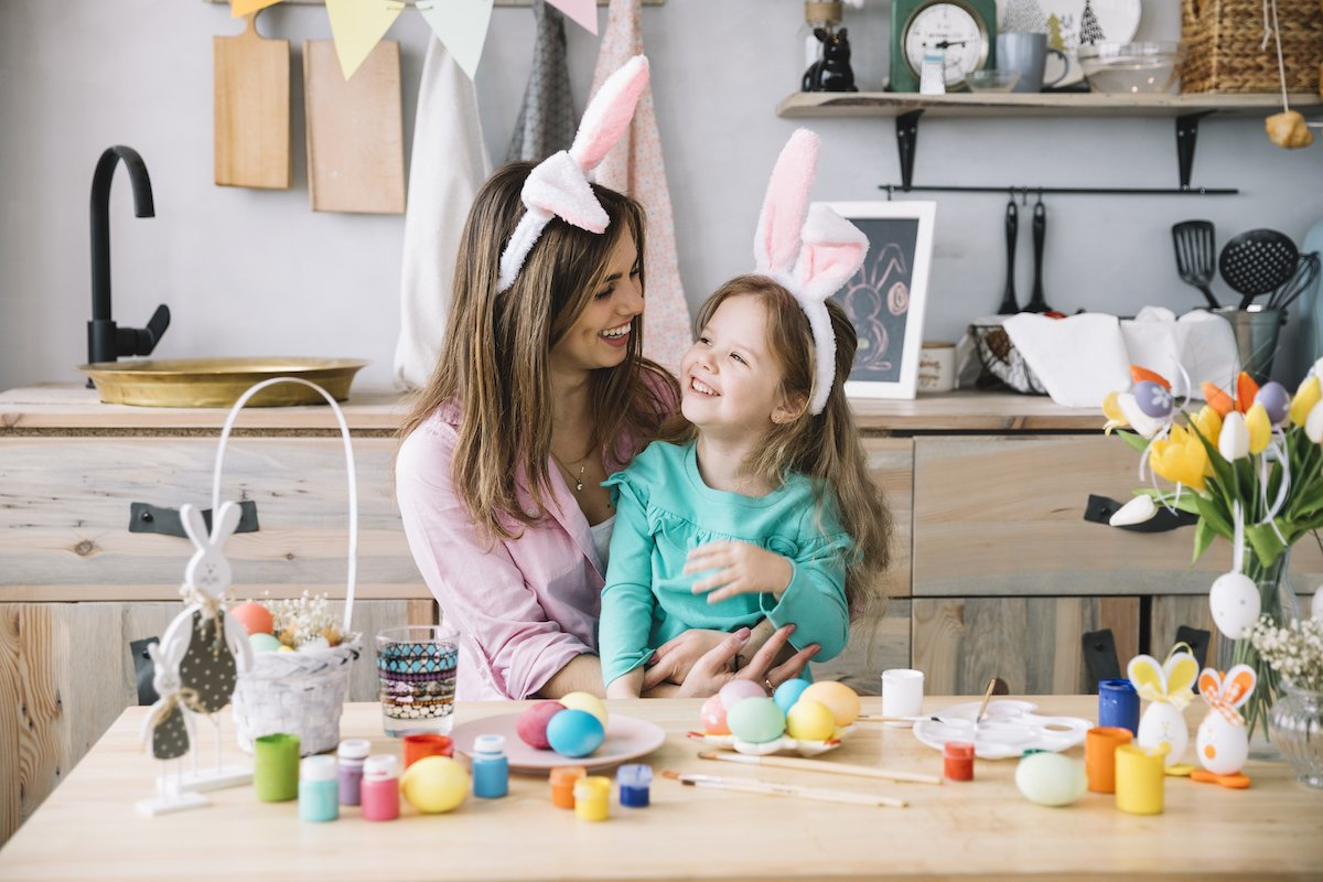 top 8 ideas for easter at home from your main beach dentist