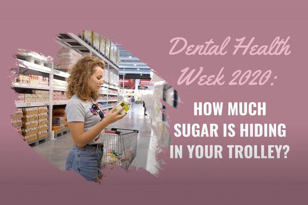 how much sugar is hiding in your trolley dentist main beach
