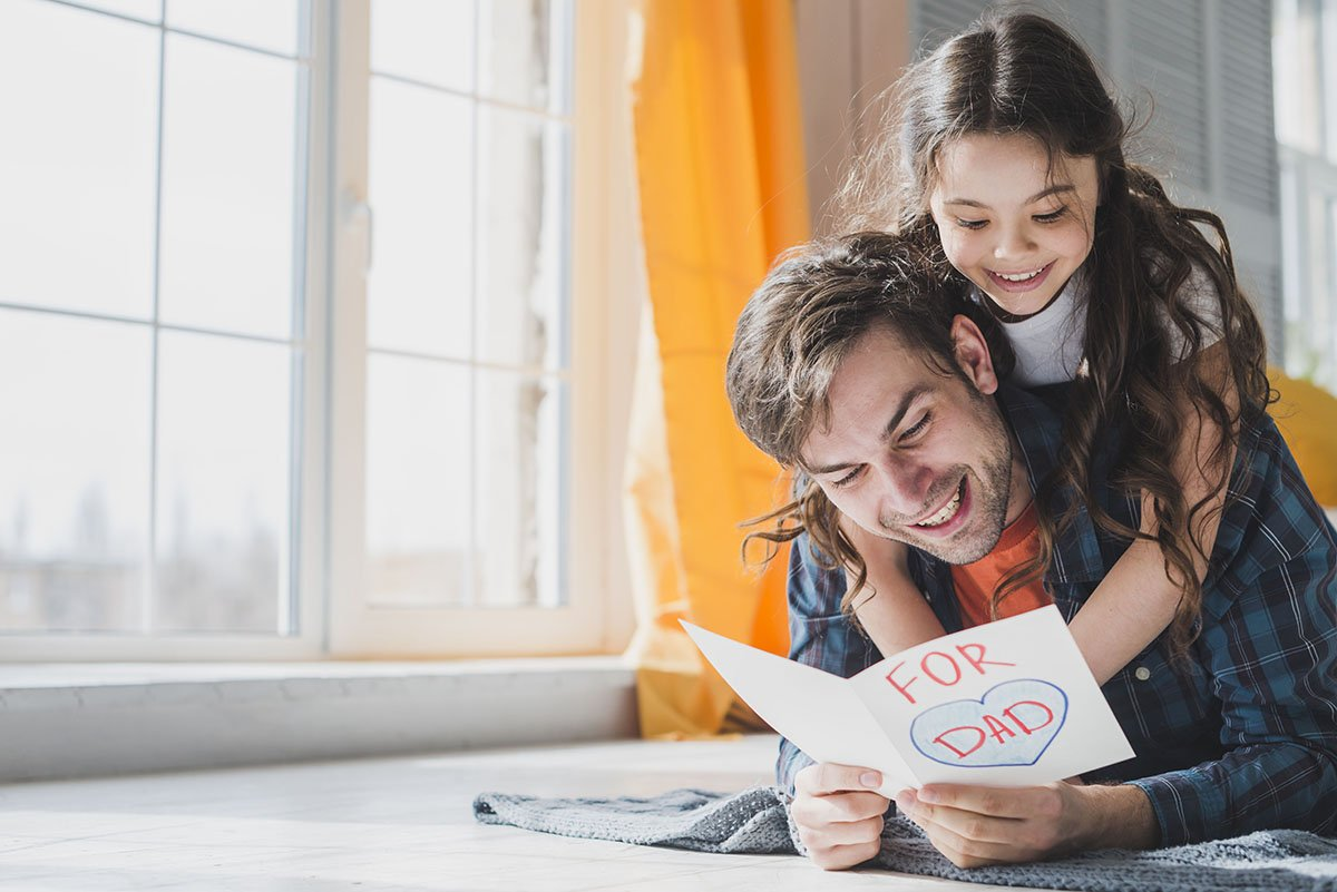 Fathers Day Dental Tips from Main Beach Dental Hero