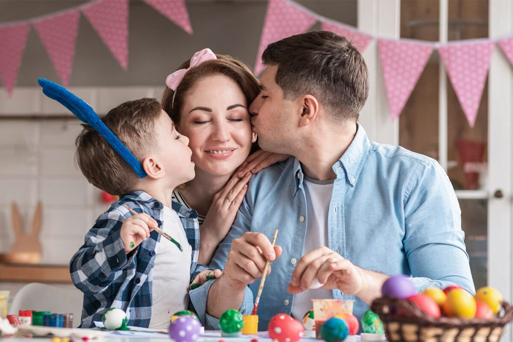 Top 8 Ideas for Easter at Home from Main Beach Dental