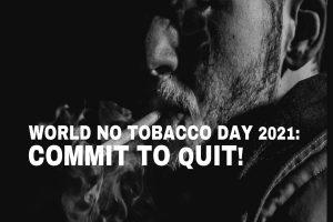 world no tobacco day 2021 in main beach